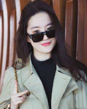 刘亦菲范冰冰唐嫣最新发型搭配