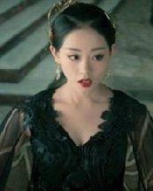 《三生三世》玄女扮演者祝绪丹发型图片
