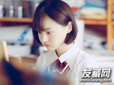 学生时代丑哭了的那款发型 郑爽谭松韵却赢了!