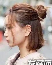 夏季头发怎么扎蓬松好看 清凉的马尾辫扎法