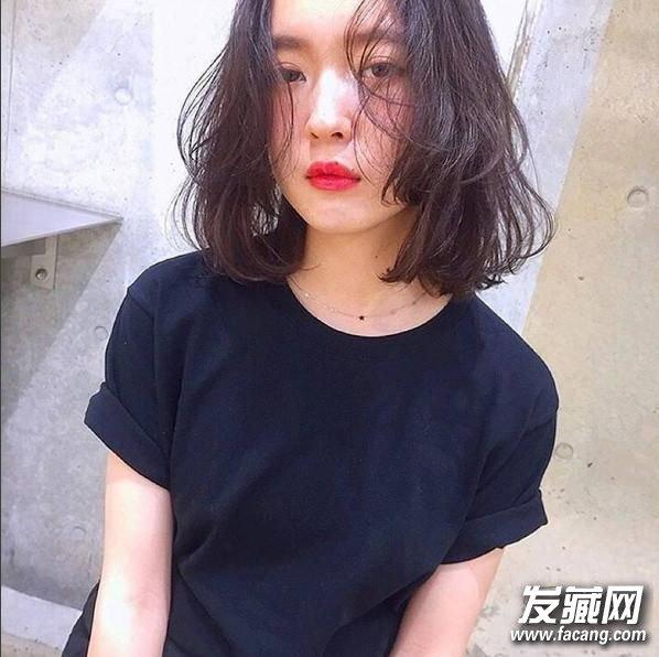 2017年各脸型适合的卷发 大圆脸也能变瘦变美! 大圆脸适合什么发型
