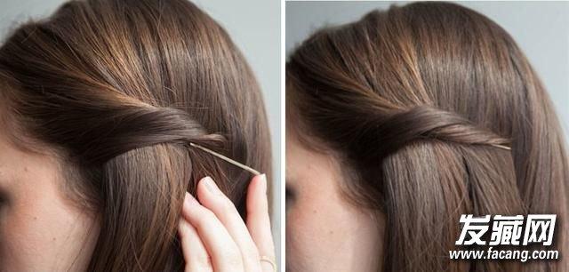 不需要去理发店 达人教你用发卡也能打造百变造型 发卡怎么弄好看
