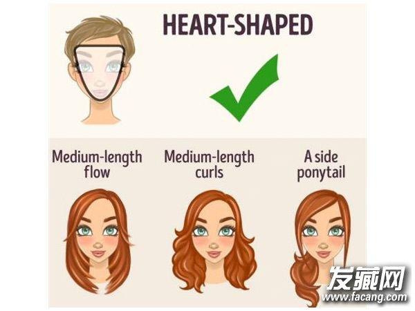 中长发甜美又百搭?看脸型你最适合哪一种 中长发适合什么脸型