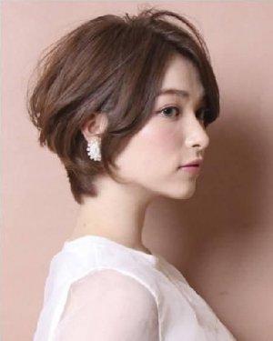 5款最佳变身小脸的性感短发发型