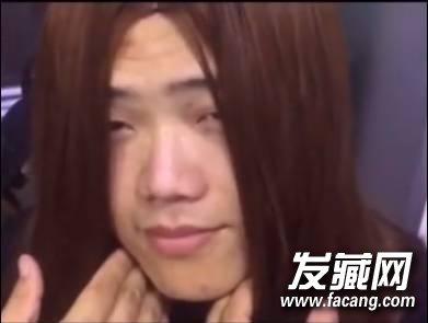 夜华赵又廷的中分黑长直太辣眼睛 什么脸型才适合留中分? 中分发型设计