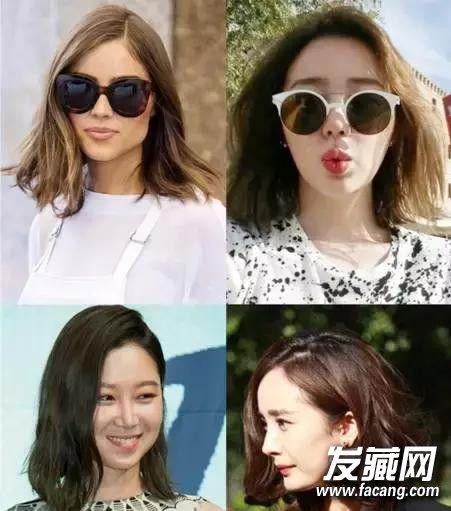 脸大瘦不下来?5个发型tips轻松伪装成小颜 如何用发型显瘦