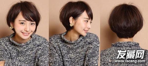 看脸型剪发型 这10款短发不一定适合你! 什么脸型剪短发好看