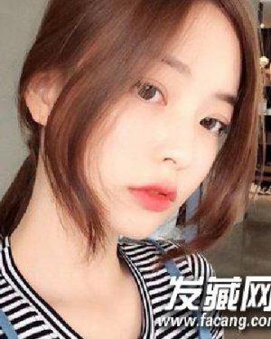 刘海发型那么多 哪一种适合你的脸型