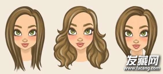 发型脸型不要乱配对 这6种搭配刚刚好! 不同脸型配什么发型