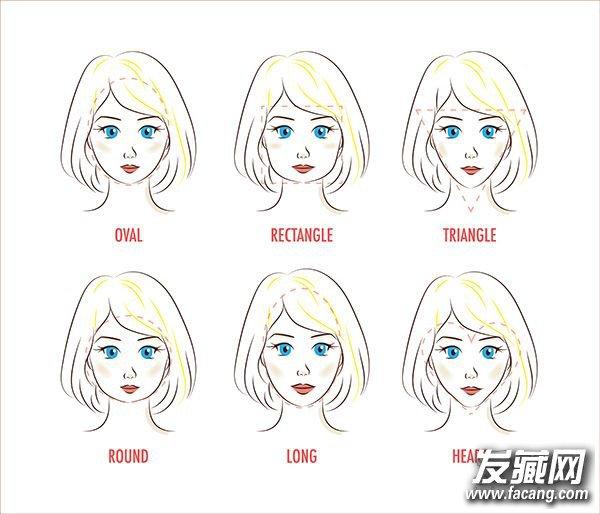 人人都可以有巴掌脸!看脸型挑对「小脸系浏海」 能显连小的刘海