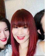 钟丽缇一头红发 如何挑选适合自己的发色