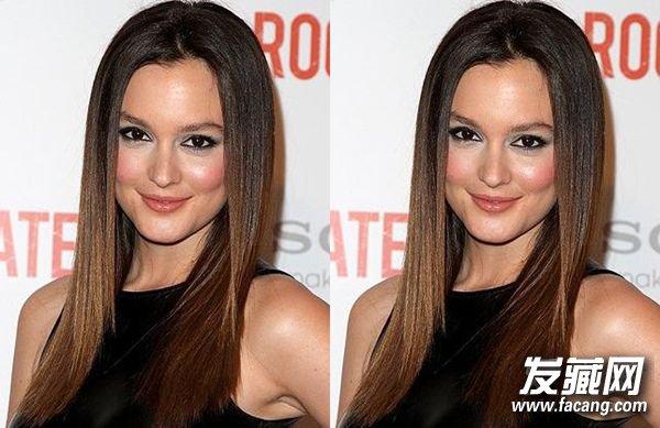 这7种发型巨显老 新年最好避开它们! 显老的发型