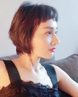 我们相爱吧3吴昕二次元短发发型 更美更加有气质