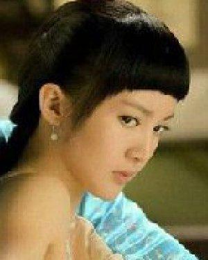 无心法师月牙的发型叫什么 齐眉刘海温婉可人