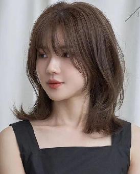 韩国卷发BESSIEPERM!短发、中长发�C脸脸又显嫩
