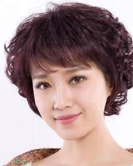 几种合适中年女性烫染的发型强烈推荐