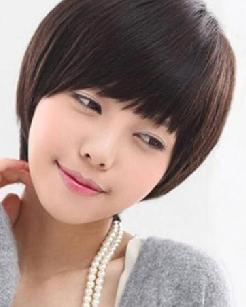 年龄大的女人黑短头发,强烈推荐几种冻龄发型气场