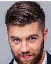 男生长脸适合什么发型短发图片 男生圆脸适合什么发型短发